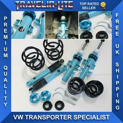VW T5 T6 Transporter 5Forty Van Slam Coilover Suspension Kit T28 T30 Quality