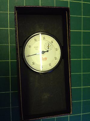 Baty 0.01mm C2 dial gauge - boxed with stand?