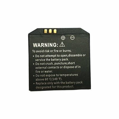 High capacity smart watch rechargable battery for OMATE TRUESMART & X01 X01S