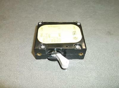 No Pin Used Airpax UPG6-1-51-103-91 10A Breaker 110 Push On