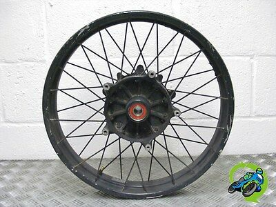 Look Genuine Bmw R1150Gs R1150 Gs R 1150 2001 Spoked Front Wheel *free Uk Post*