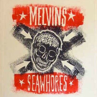 "Rare Ltd Edition Red 12"" Vinyl Melvins Seawhores Split AmRep"