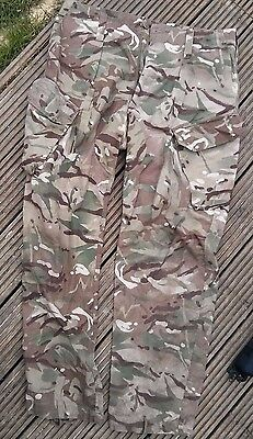 British Army PCS MTP Combat Trousers 86/96/112 (XL or 38 waist long)