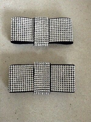Dazzle Dimante Shoe Clip, Accessory