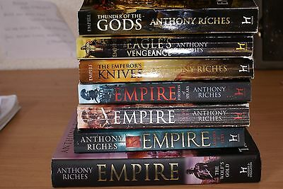 anthony riches Empire Series
