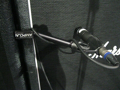 AmpClamp WT PRO Guitar ,Bass, Amp ,Microphone Grabber ,4x12 ,2x12,sm57,i5, Shure