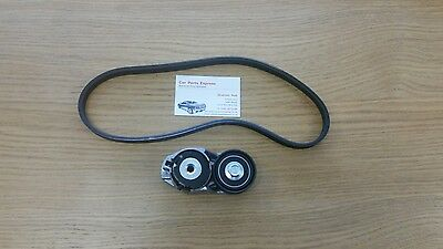 FORD MONDEO MK3 2.0 Di TDCi FWD NEW POWER STEERING TENSIONER & BELT 1132644