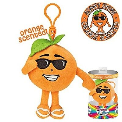 New-Whiffer Sniffers-Sonny Shine--Orange Scented -Backpack/ Purse/ Key Clip-Rare