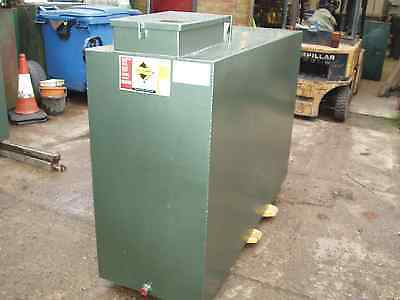 STEEL HEATING OIL TANK 1150Ltr BUNDED METAL (NEW)