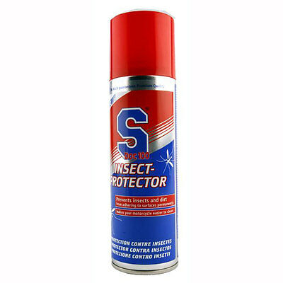 Motorcycle SDoc S100 Insect Protector 300ml UK Seller