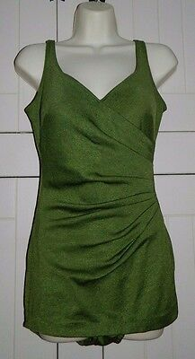 Vintage 50's Swim Bathing Suit Catalina Styled for the Stars Hollywood Size 14