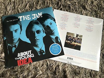 Jam - About The Young Idea Very Best Of Sealed Triple Vinyl LP Going Underground