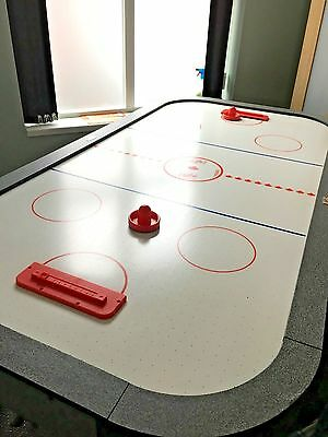 Large Electric Air Hockey Table  Excellent condition as per pics