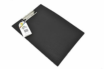 10 x Black A4 Solid Clipboard Durable and Solid Office/Home