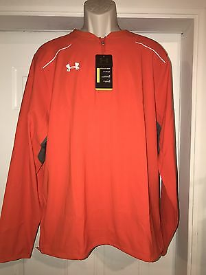 *new* $65 Under Armour Ultimate Cage Team Coaches Jacket 1252003-860 Size L