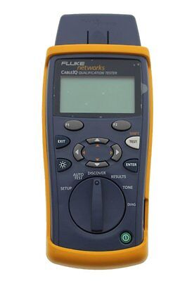 Fluke Networks (CIQ_KIT) Cable IQ Qualification Tester NEW OTHER