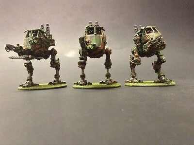 imperial guard sentinel squad lot warhammer 40k astra militarum painted