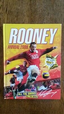 The Rooney Annual 2008 Book Hardcover