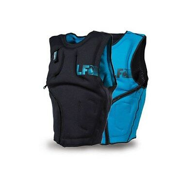 Liquid Force Supreme Kitesurfing Impact Vest – Blue - Large