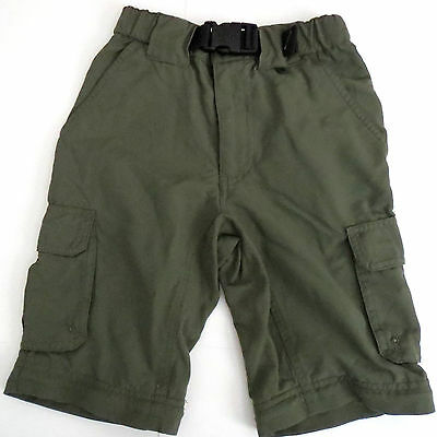BOY SCOUTS OF AMERICA Youth S Uniform Shorts Cargo switchback BSA Green