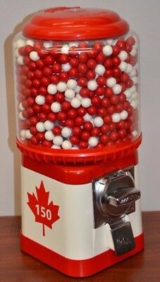Limited Edition Canada 150 Gumball Machine