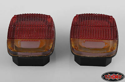 RC4WD Rear Detailed Lens for Tamiya CC01 Wrangler