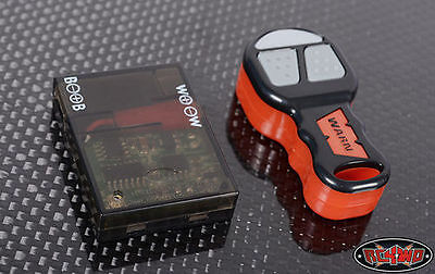 RC4WD Warning 1/10 Wireless Remote/Receiver Winch Controller SE