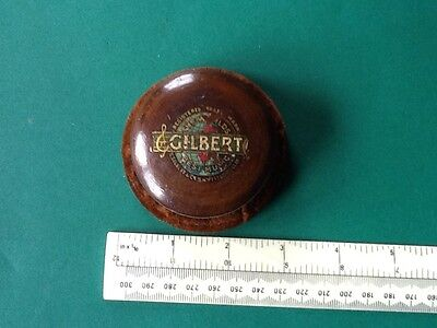Antique Gilbert 78 Rpm Record Cleaning Tool  Gramophone Accessory