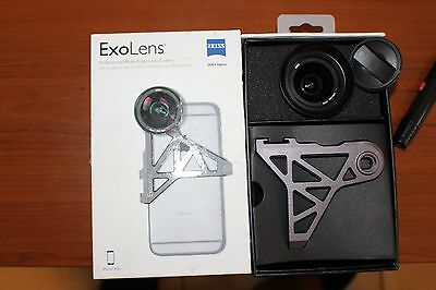 ZEISS Exolens  Wide Angle Lens System for iPhone 6 Plus / 6s Plus NEW