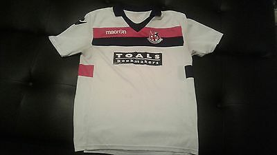 Crusaders 2013/2014 Away SS soccer jersey football shirt Northern Ireland used