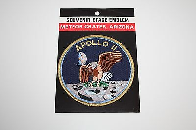 Aufnäher Apollo 2 / II + Sewing Space Patch + Collectible Apollo 2 / II + NEW