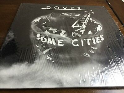 "doves some cities gatefold sleeve 2 lp 12"" vinyl record part sealed"