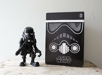SuPer Rare Black Stormtrooper Star Wars SDCC Shadow Trooper Collectable 2007