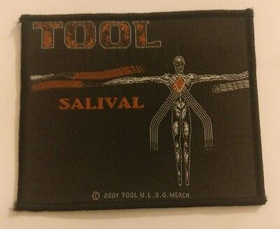 Tool Patch, Salival