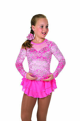 New Jerrys Skating Dress 19 Triple Bow Candy Pink Made on Order