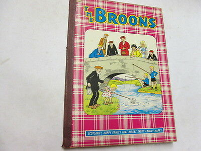 Good - The Broons 1969 -  1969-01-01 Pages tanned. D C Thomson & Co Ltd