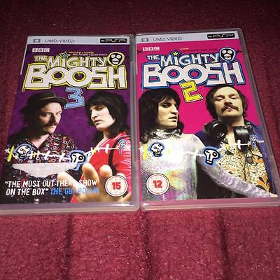 The Mighty Boosh: Series 2 AND 3 PSP UmdS