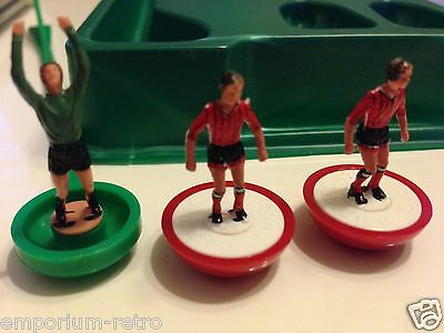 SUBBUTEO VINTAGE TEAM LW RANGERS 2ND REF 801 boxed