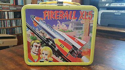 Look! Fireball XL5 Metal Lunch Box Reproduction by GWhiz