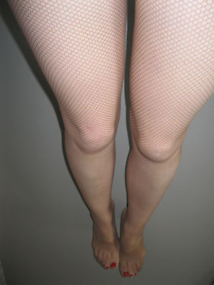 fishnet tights Collants Ladies Tights Nylon Glossy worn