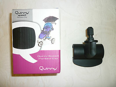 Quinny SPEEDI  Parasol clip - Never Used-Still Boxed