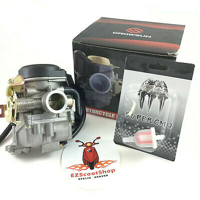 RACING CARBURETOR 20MM 50-90cc GY6 CHINESE 4 STROKE SCOOTER JMSTAR ZNEN JONWAY