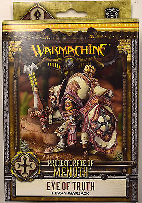 Warmachine Protectorate of Menoth Eye of Truth Heavy Warjack PIP 32127 - NEW