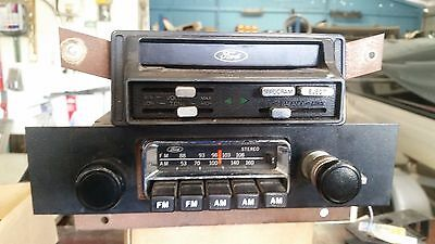 Ford Falcon Xc Radio And Cassette