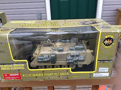 Ultimate Soldier M113A2 RC  Armored Personnel Carrier Tank 21st century GI Joe
