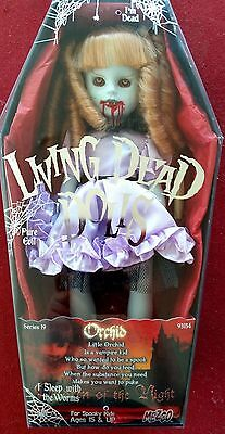 Mezco living dead dolls series 19 Orchid
