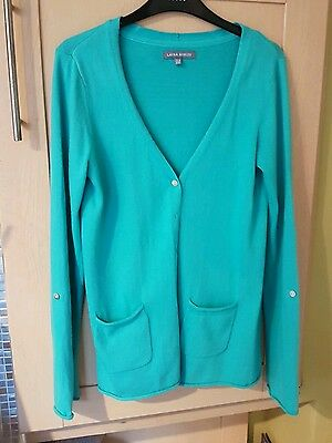 Ladies Laura Ashley cardigan size 12.