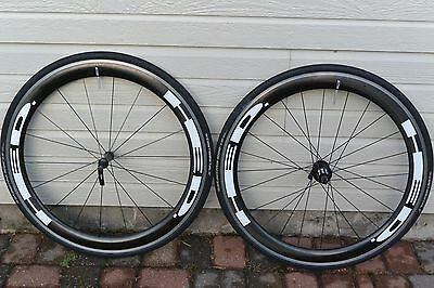 HED Jet 5 Wheel Set 700c Clincher 23mm 11 Speed
