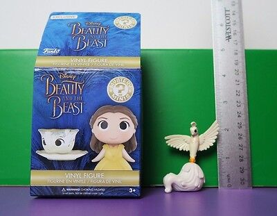 PLUMETTE Feather Duster Disney Beauty and Beast 2017 Funko Mystery Mini Walmart