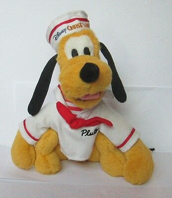"Pluto Disney Cruise Line 9"" Plush Doll"
